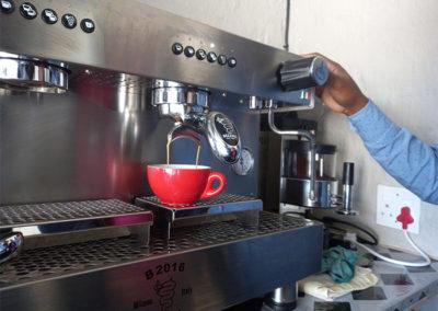 PACT Coffee Bar