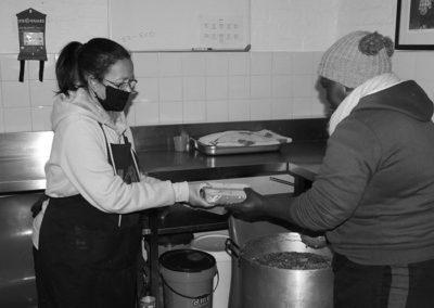 Feeding Scheme Kitchen